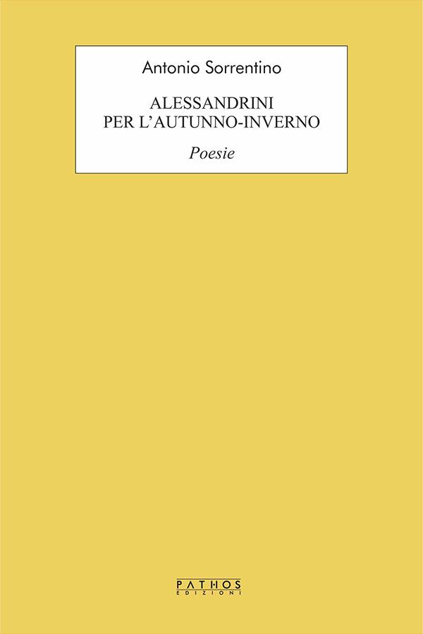 Antonio Sorrentino - Alessandrini per l'autunno-inverno