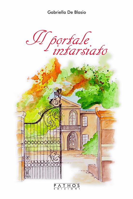 Gabriella De Blasio -Il portale intarsiato