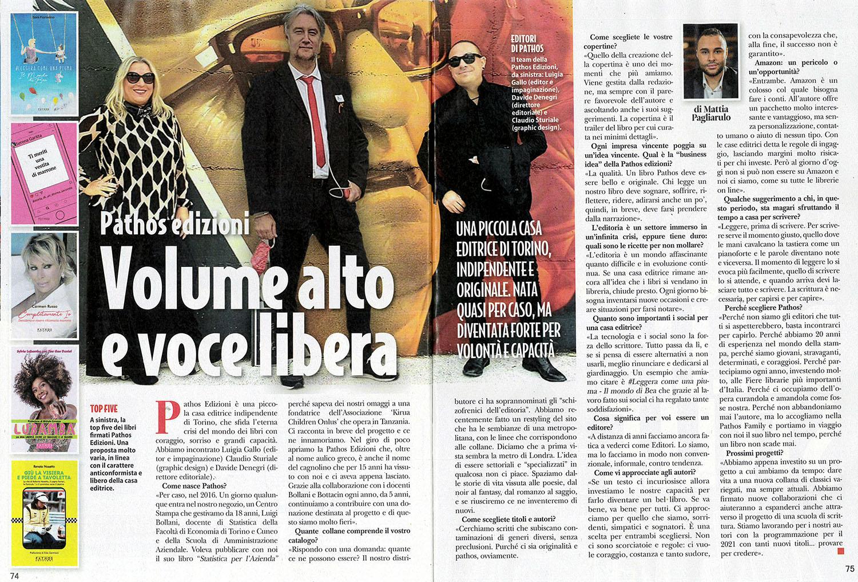 Preview Novella 2000 - Pathos Edizioni